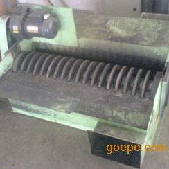 梳齿式磁性分离器改造