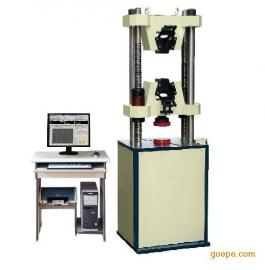 微机控制万能材料试验机WDE―300型