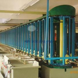 全自动环型电镀生产线