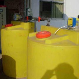 一体化溶药设备