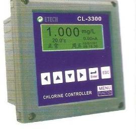 微电脑余氯控制器 CL-3300