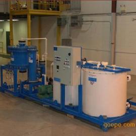 铝材阳极氧化酸洗废酸处理回用设备