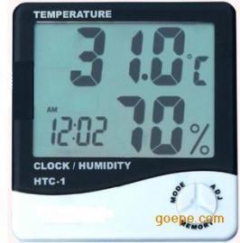 室内外数显温湿度计,天津数显温湿度表