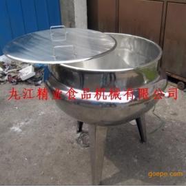 立式不锈钢蒸汽夹层锅