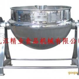 可倾式不锈钢蒸汽夹层锅