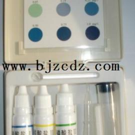 袖珍DPD余氯比色器