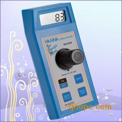硫酸盐浓度测定仪