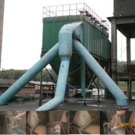 码头堆场物料转运多点集中除尘器