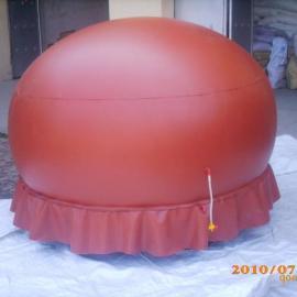 红泥塑料沼气袋