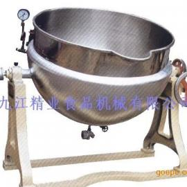 保健食品夹层锅