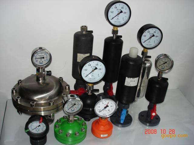 江苏计量泵配件/脉冲阻尼器/背压阀/安全阀