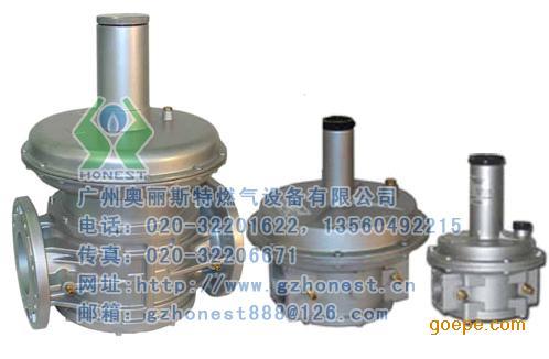 燃气专用膜合压力表 工业高压气体流量计 美国sensus燃气减压阀 安全图片