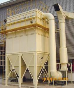ZD型单机脉冲袋式除尘器工作原理