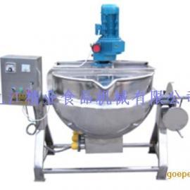 乳制品夹层锅
