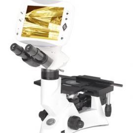 一体化数码液晶倒置金相显微镜DMS-551
