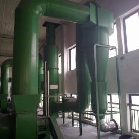 炼铝含氟废气处理系统