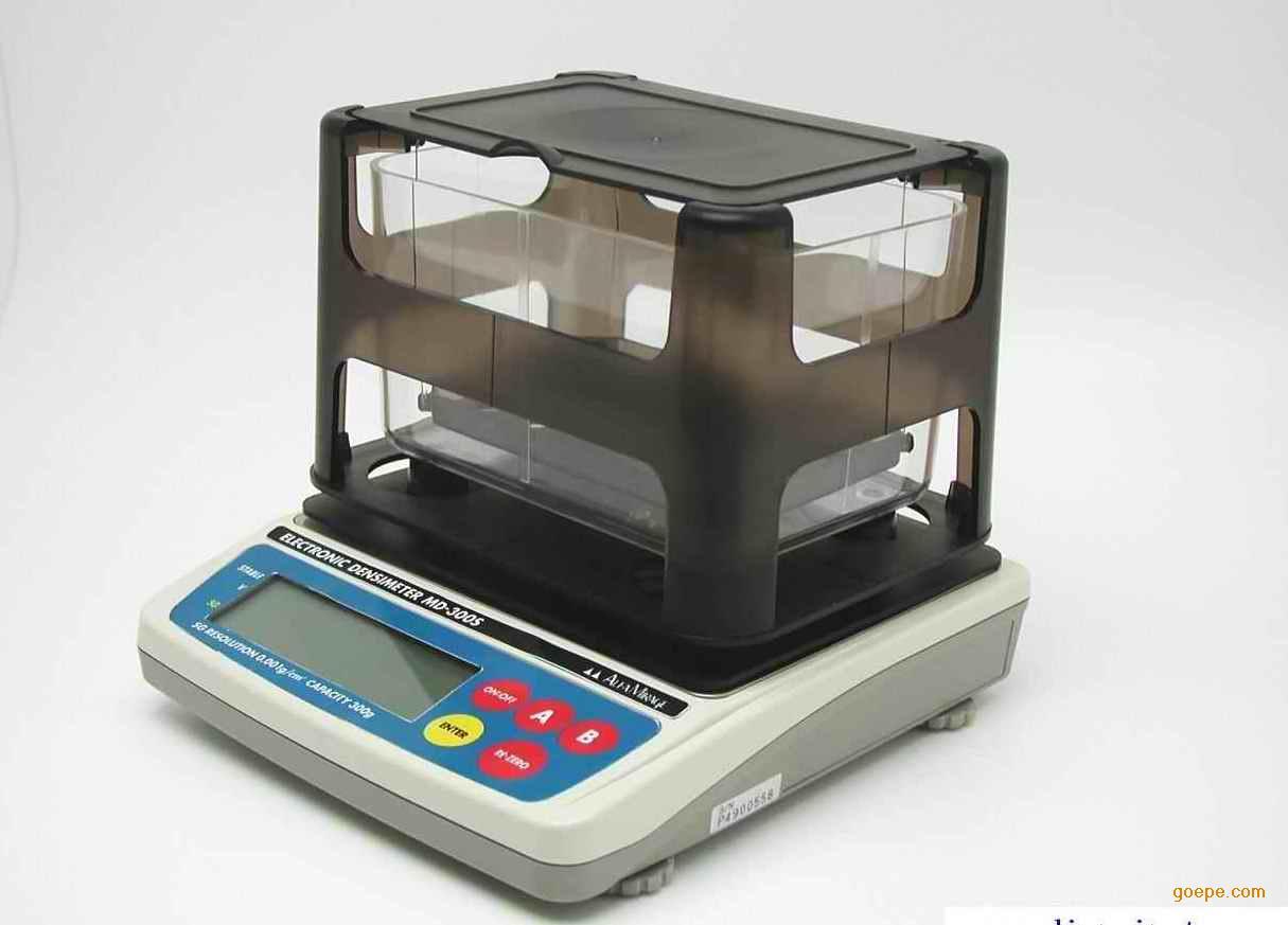 日本快速粉末冶金生胚电子密度计EW-300SG