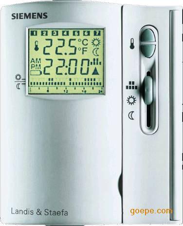 壁挂炉温控器-西门子RDE10.1库存批发