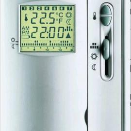 西门子壁挂炉房间温度控制器RDE10、RDE10