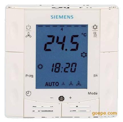 西门子房间温度控制器RDF300..