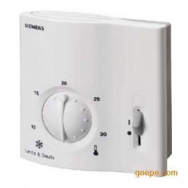 西门子最便宜的房间温度控制器RAA30现货供应
