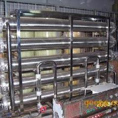 电镀用水设备/单级RO纯水设备/离子交换系统