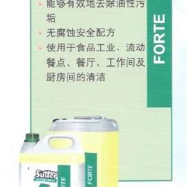 索特sutter3898涤捷重污垢碱性多功能清洁剂