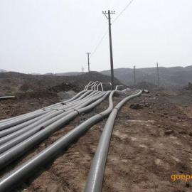 耐磨管道(矿用管道),超高分子量聚乙烯管