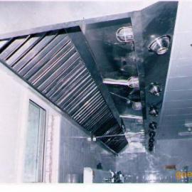 环保型食堂排烟罩