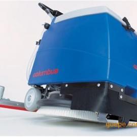 RA43K30电线式洗地机|手推式洗地吸干机