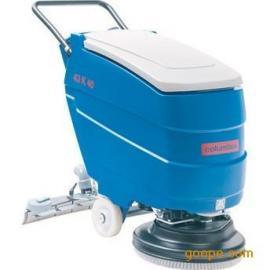 RA43K40电线式洗地机|手推式洗地吸干机