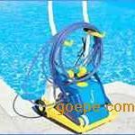 游泳池、景观水池底吸污机