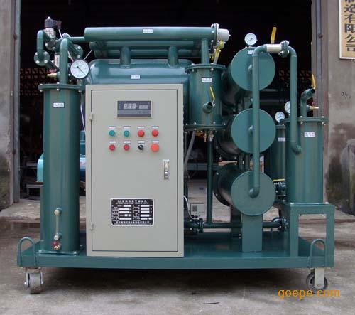 多功能绝缘油滤油机,绝缘油再生脱色滤油机