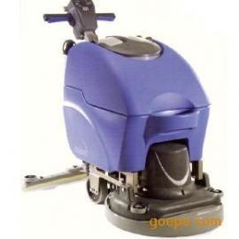 无敌TT-4450S电线式洗地机 手推式洗地吸干机