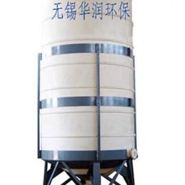 聚乙烯(PE)10立方锥底立式储罐|全塑储罐