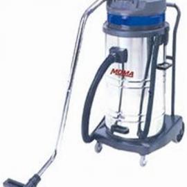 RD-190不锈钢桶90升三马达吸尘吸水机 工业吸污机