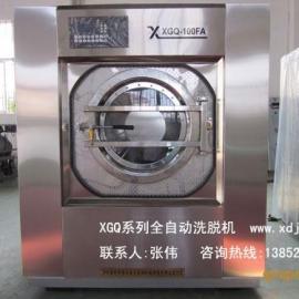 大型床单洗衣机|酒店洗床单设备|客房布草清洗机