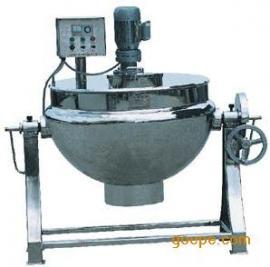 电加热导热油夹层锅