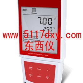 携带型pH/mV/ORP/oC/oF计