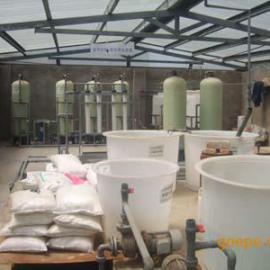 酸洗涂装磷化废水处理设备