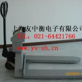 供应上海电子叉车秤,上海品牌叉车称