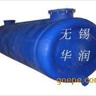华润聚乙烯防腐储罐