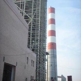 冷却塔防腐|锅炉烟囱维修|烟囱新建