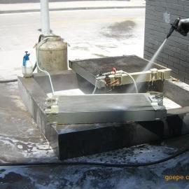 空压机高温停机维修