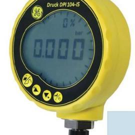 dpi104数字式标准压力表