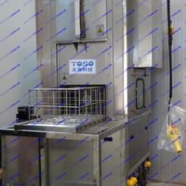 单腔多功能超声波清洗漂洗干燥机 南京超声波清洗 专业超声波