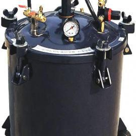 低价批发台湾喷枪油漆压力桶,自动搅拌40升压力桶压力桶