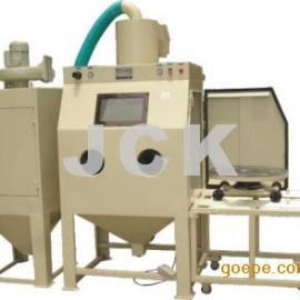 环保型喷砂机,滤芯除尘器