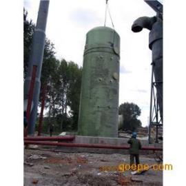 砖厂隧道窑煤矸石烟气脱硫除尘器方案图片价格