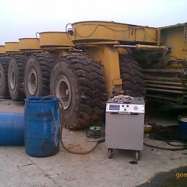 专业清洗运梁车液压系统设备